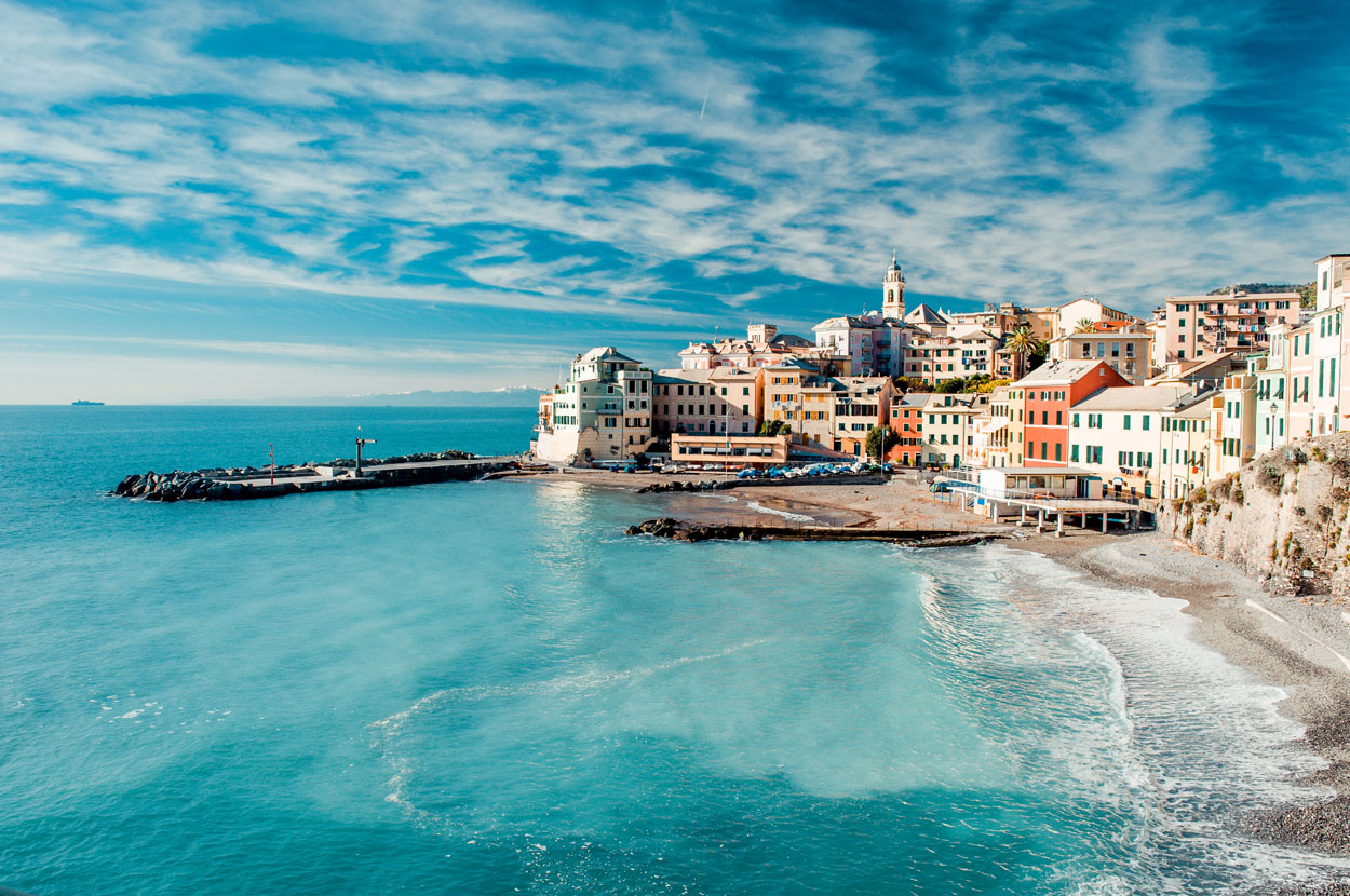 One Of The Most Por Regions For Travel In All Italy Cinque Terre Is Known Its Views Especially Towns
